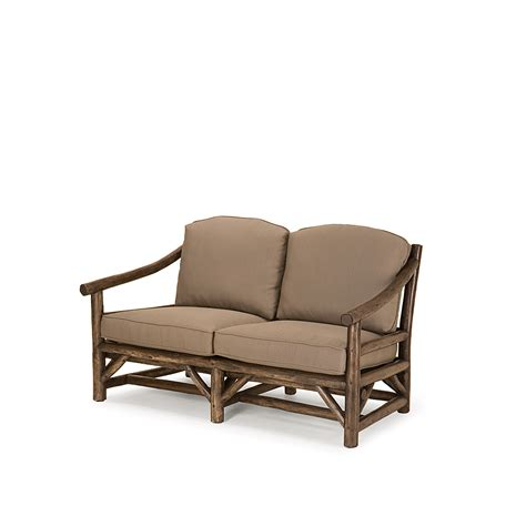 Rustic Loveseat La Lune Collection