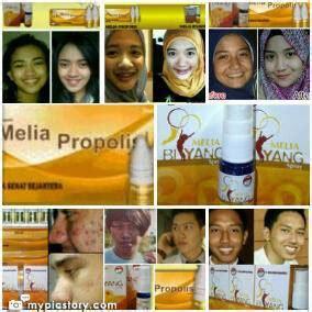 Meilia Biyang Spray Original welcome in my april 2015