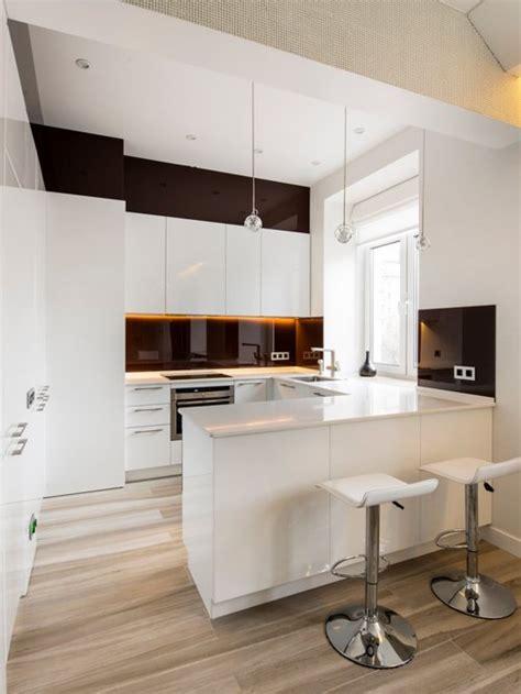 modern small kitchen design best small modern kitchen design ideas remodel pictures houzz