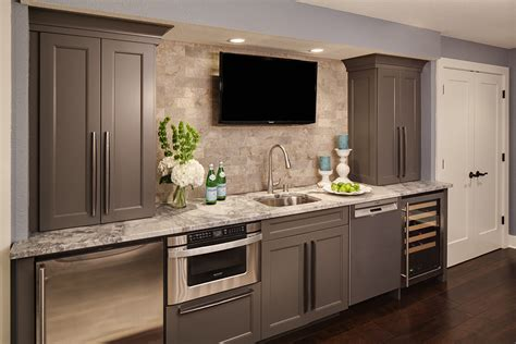 Level Cabinets by Family Friendly Basement Bartelt The Remodeling Resource