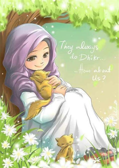 wallpaper girl muslimah 101 best images about tesett 252 rl 252 animeler on pinterest