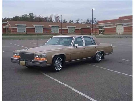 1987 Cadillac Brougham For Sale 1987 cadillac brougham for sale classiccars cc 1040944