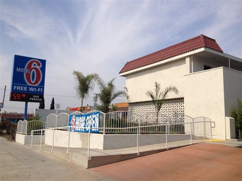 Gardena Ca Phone Numbers Motel 6 21 Reviews Hotels 14605 Crenshaw Blvd