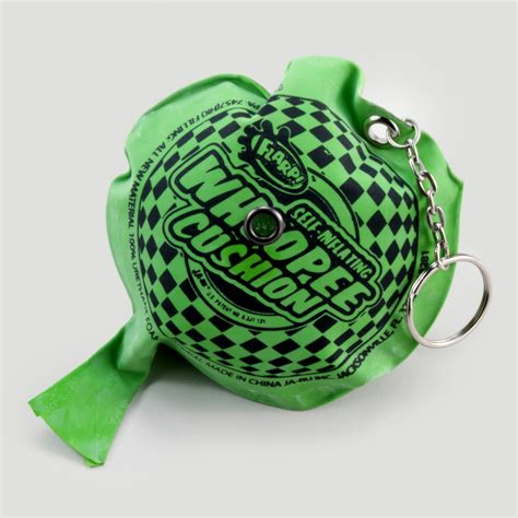 whoopy cusion whoopie cushion keychain world market