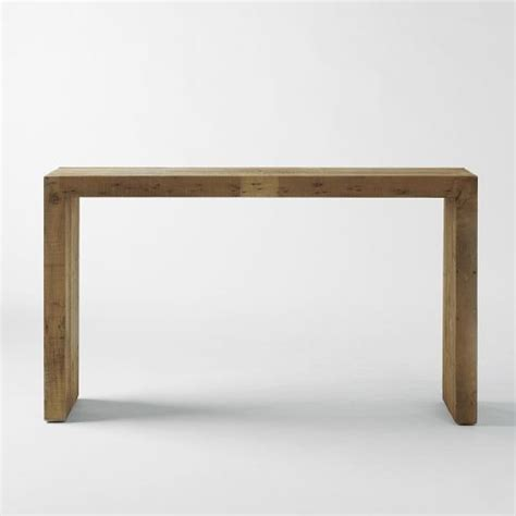 west elm console table pinterest discover and save creative ideas