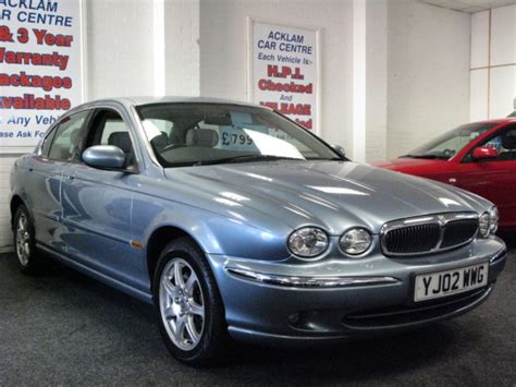 Jaguar X Type Automatik by View Of Jaguar X Type Estate 2 0 V6 Automatic Photos