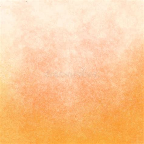soft white color gradient soft yellow to orange color background with