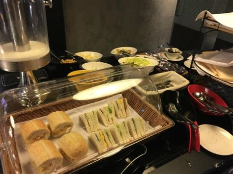 hotel breakfast layout drinks area picture of via hotel loft taipei tripadvisor