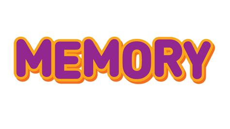 how is a s memory memory