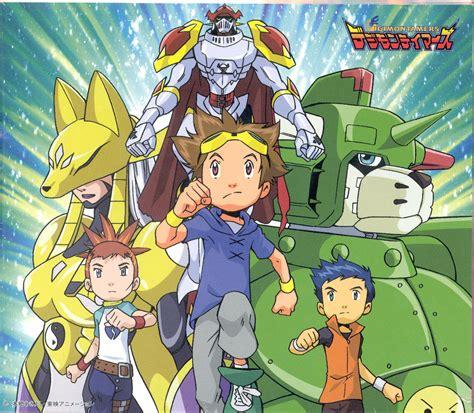 Komik Digimon Tamers Second jpophelp your source for jpop media