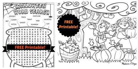 printable children s halloween activities printable halloween activities festival collections