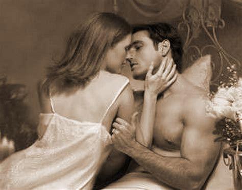 come far felice un uomo a letto la seduzione fare felice un uomo