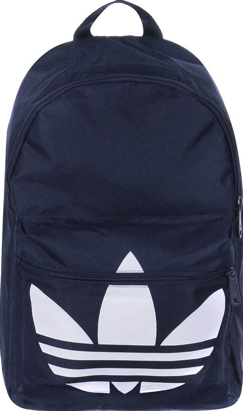 Adidas A Classic Backpack Adidas adidas bp classic trefoil backpack blue white