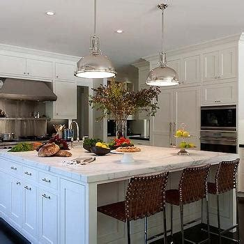large square kitchen island large stainless steel kitchen island design ideas page 1