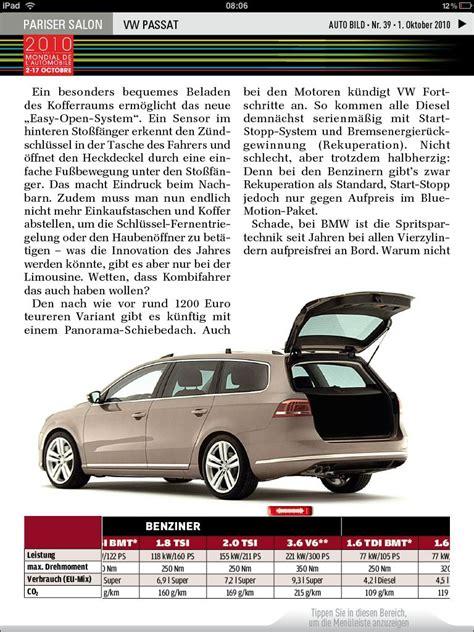 Auto Bild Und Ipad by Auto Bild Ipad App So Sehen Multimediale Magazine Aus