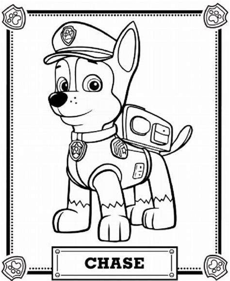 paw patrol birthday coloring page paw patrol coloring pages coloring pages pinterest