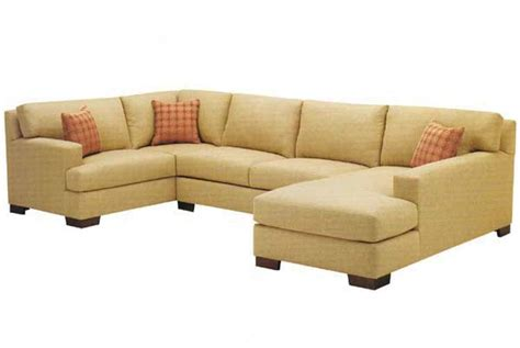 Custom Sectional Sofas Custom Fabric Sectional Avelle 046 Fabric Sectional Sofas