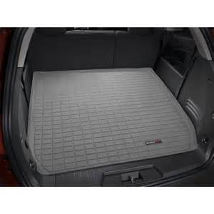 Cargo Liner For Buick Enclave Weathertech Weathertech 42424 2008 2012 Buick Enclave