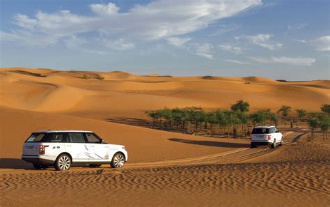 land rover dubai platinum luxury desert safari dubai