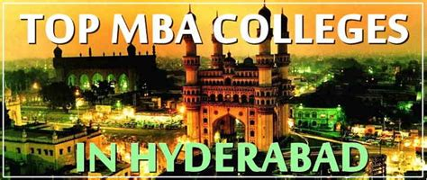 Top Mba Colleges In Hyderabad With Fee Structure by Top Mba Colleges In Hyderabad