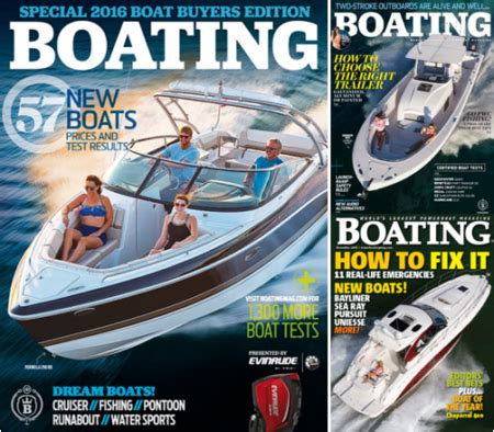 boating magazine free subscription free boating magazine subscription