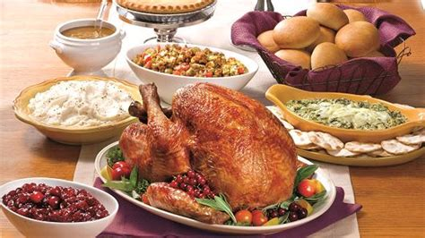 To Market Dinner For One by Thanksgiving Is The Bowl For Boston Market