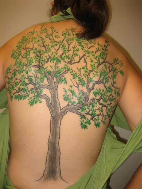 oak tree tattoo oak tree tattoos designs ideas and meaning tattoos for you