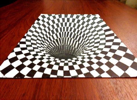 imagenes ilusion optica ilusi 211 n 211 ptica dibujo en 3d selbor youtube