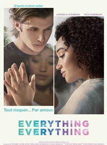 film romance maladie everything everything film 2017 allocin 233