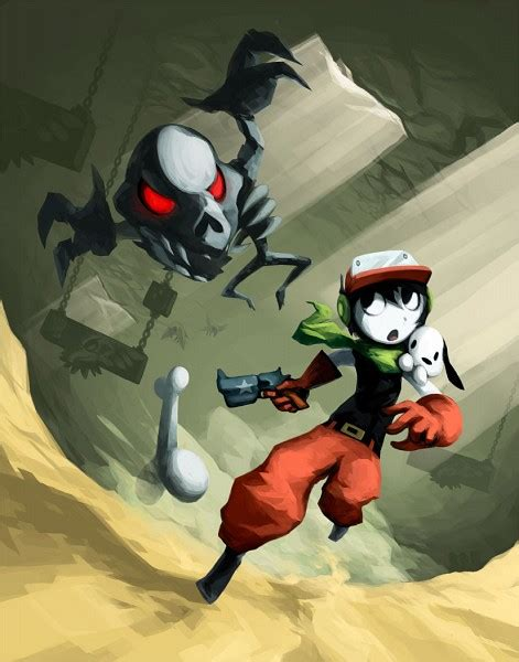cave story android cave story 1105219 zerochan