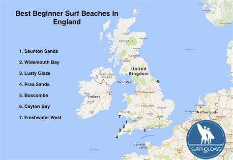map uk beaches surf best beginner surf beaches