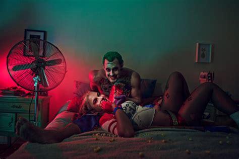 imagenes de joker la pelicula fotos ariel levy e ignacia allamand posaron como el
