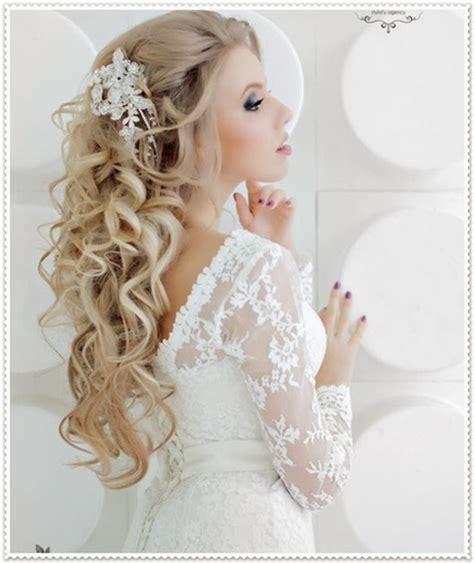 Hochzeitsfrisuren Offene Lange Haare by Hochzeitsfrisuren Lange Haare Offen