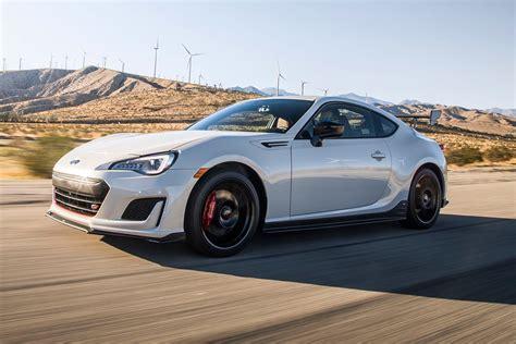 brz subaru 2018 2018 subaru brz ts first drive review motor trend