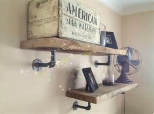bathroom shelves with towel bar 2015 american vintage loft industrial retro water pipe