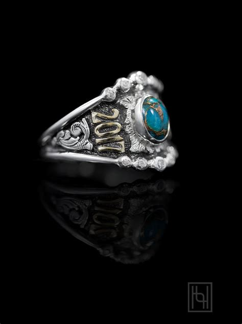 personalized rimrock ring custom rings by hyo