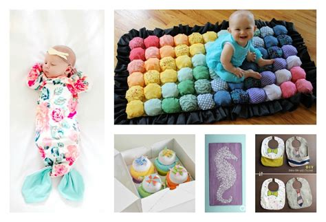 Baby Shower Gift Diy by 28 Diy Baby Shower Gift Ideas And Tutorials