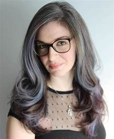 pictures of grey hair with highlights 30 shades of grey silver and white highlights for eternal