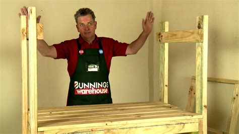 potting bench bunnings how to build a d i y potting bench d i y at bunnings