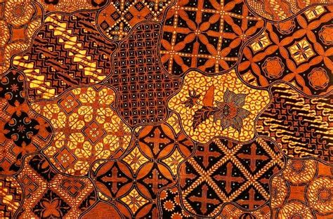 pattern motif batik behind the motif 5 ancient batik patterns of central java