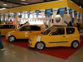 Fiat Cinquecento Sporting Abarth Fiat Seicento Sporting Abarth Motoburg