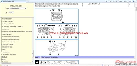 car repair manuals online pdf 1993 mitsubishi montero transmission control service manual small engine repair manuals free download 1993 mitsubishi truck engine control