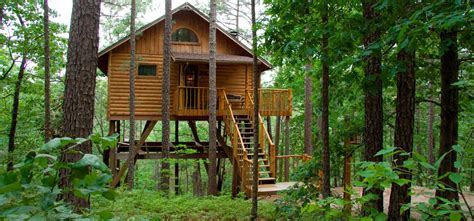 tree house cottage treehouse cottages eureka springs arkansas the