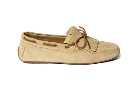 Suade Polos 5 polo ralph suede tasselled loafers complex