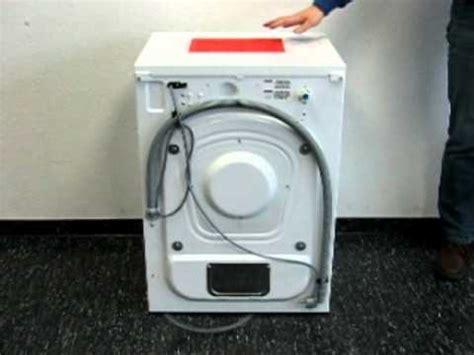 waschmaschine bauknecht transportsicherung bei bauknecht waschmaschine entfernen