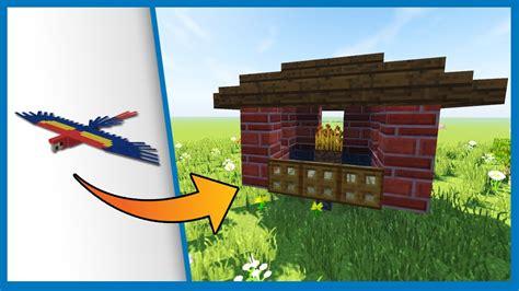 come costruire una gabbia per pappagalli come costruire una casa per i pappagalli minecraft best