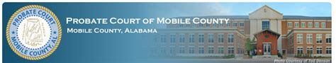 Mobile Probate Court Records Search Mobile County Probate Court