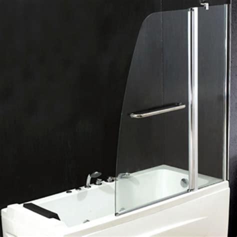 cristallo vasca da bagno parete vasca doccia sopravasca in vetro cristallo