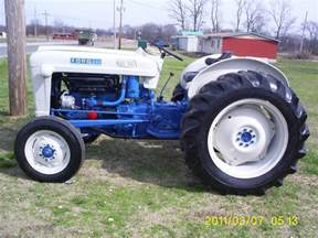 Ford Tractor 4000 4000 Ford Parts And Equipment