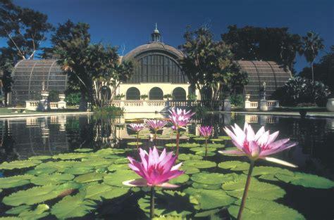 Balboa Park Resident Free Tuesday San Diego Botanical Gardens Free Tuesday